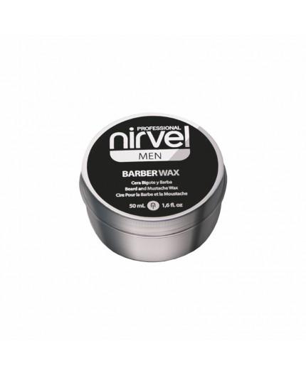 NIRVEL BARBER WAX CREMA FIJACION 50 ML