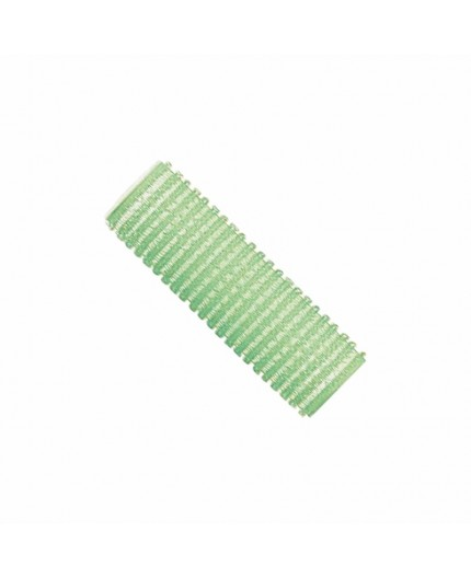 BUCLES VELCRO VERDES 21MM
