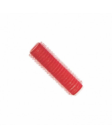 BUCLES VELCRO ROJOS 13MM