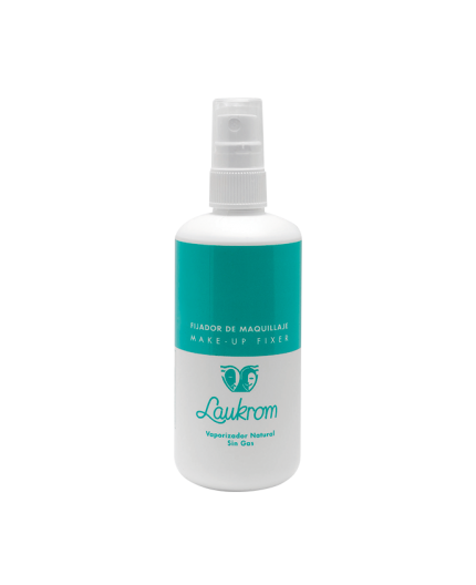 FIJADOR DE MAQUILLAJE SPRAY 200ML LAUKROM