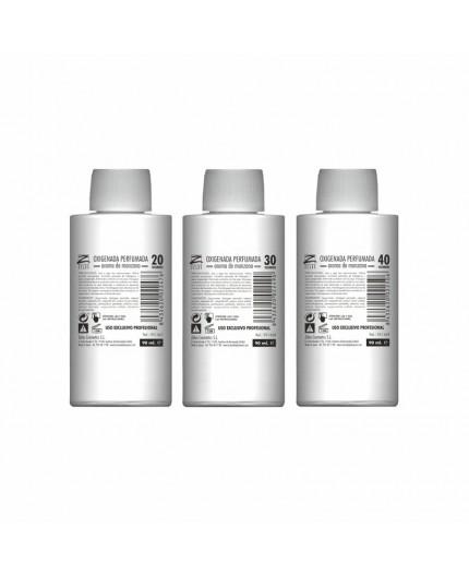 Oxigenada - 90 ml - Aroma de Manzana - Zelos
