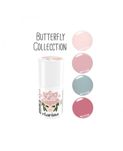 BUTTERFLY COLLECTION CLARISSA LEI ESMALTE SEMIPERMANENTE