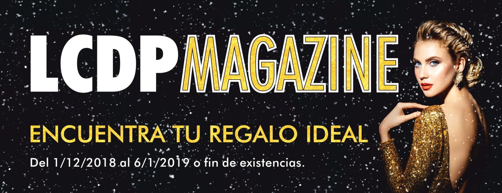 Magazine de Navidad 2018