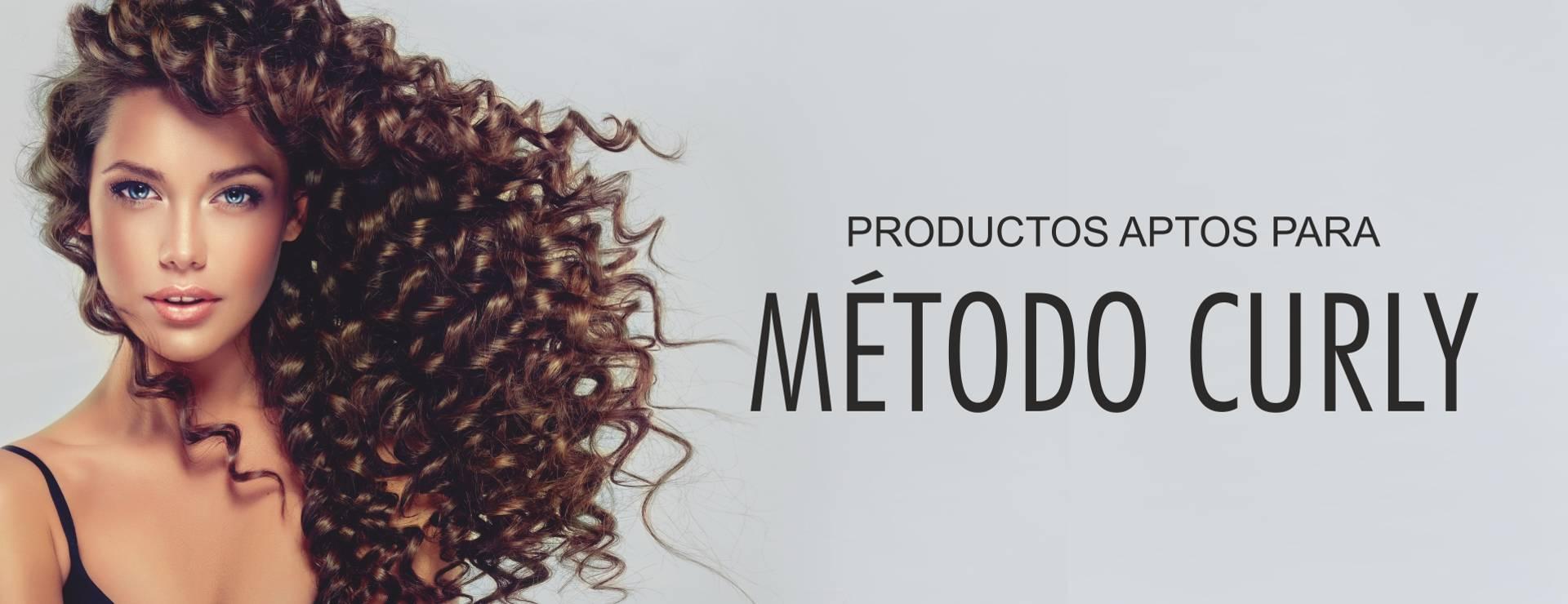 Productos aptos para el Método Curly