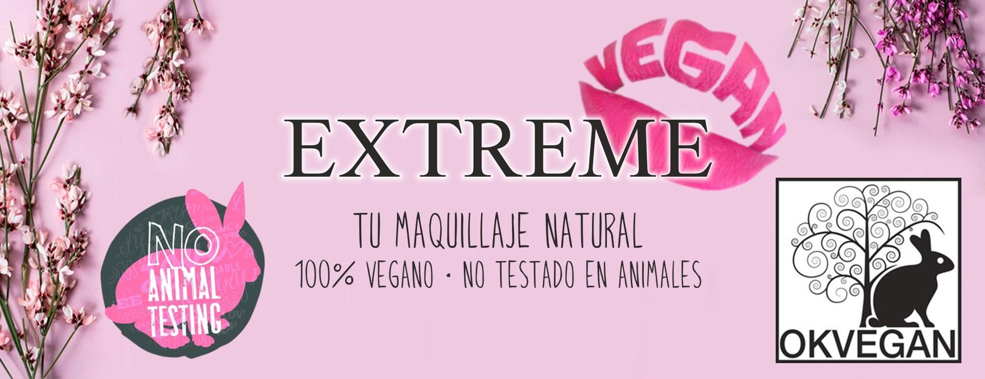 Maquillaje Vegano